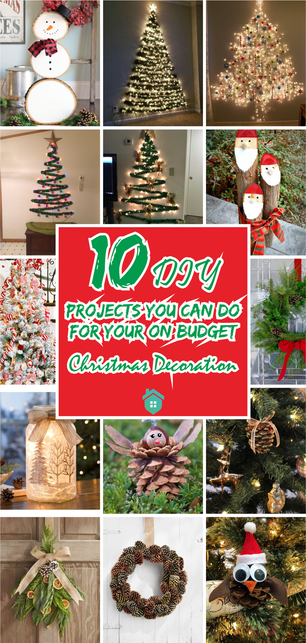 10 diy projects you can do for your on-budget christmas decoration5