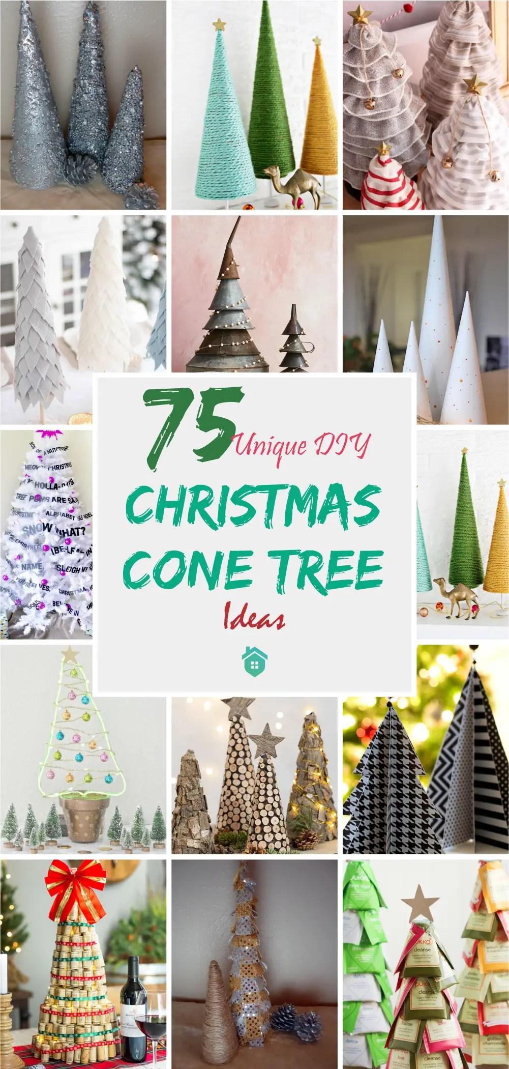 75-unique-diy-christmas-cone-tree-ideas5