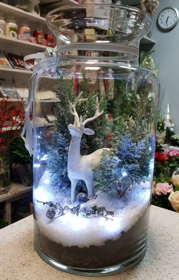 8 christmas-reindeer-and-forest-in-a-jar