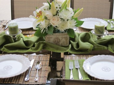 Creating-a-tablescape-for-easter