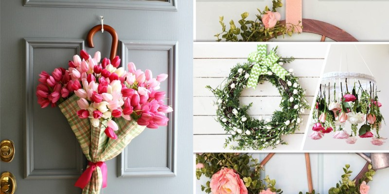 Inspiring diy projects to decorate your home during spring