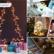 Perfect christmas lighting to enliven your home decor