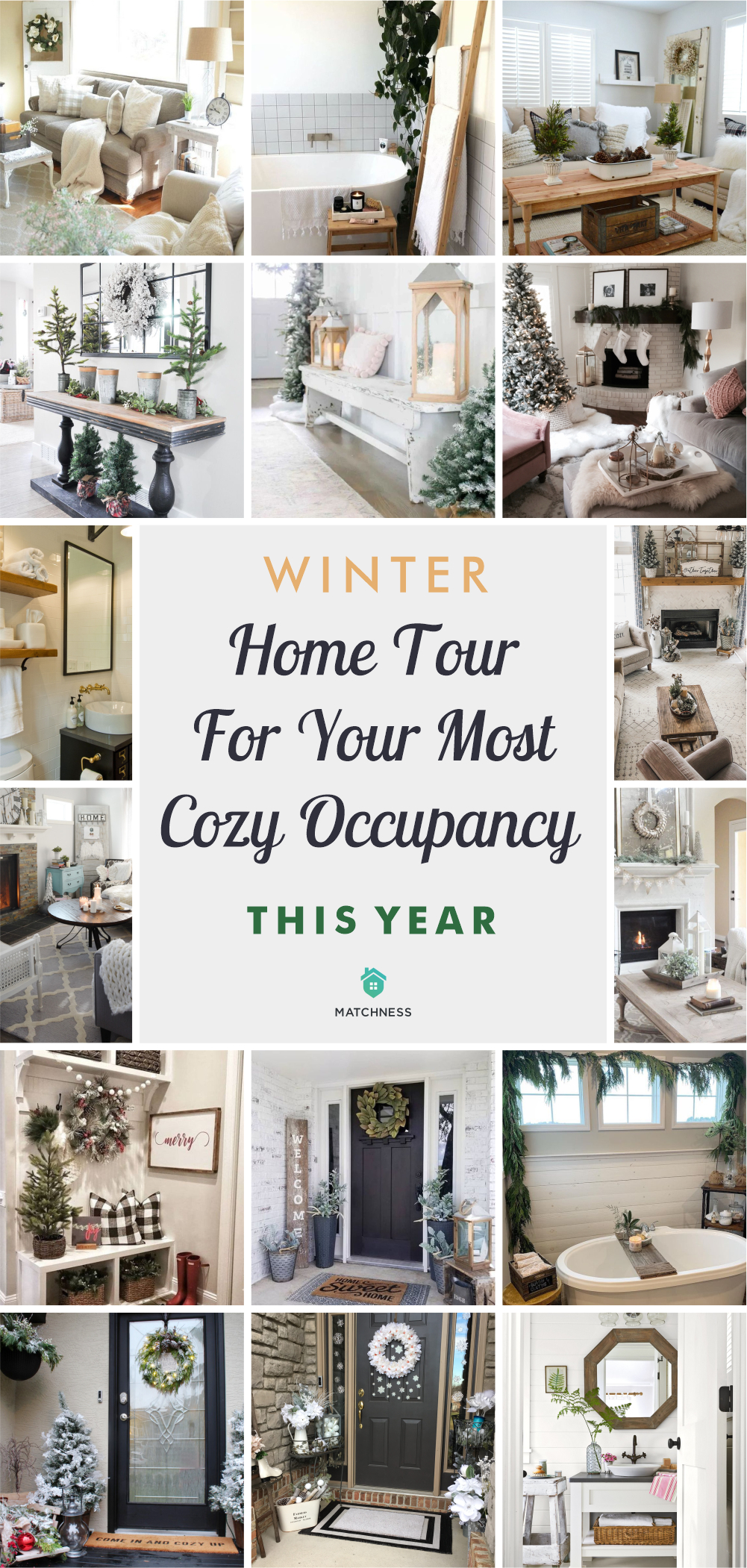 Winter home tour for your most cozy occupancy this year6
