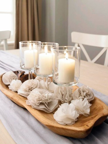 Easy-winter-table-centerpiece-idea