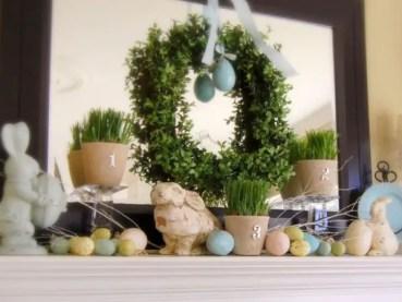 Green-original-mantel-for-spring