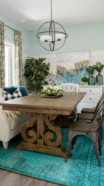Modern dining room design ideas you were looking for 22