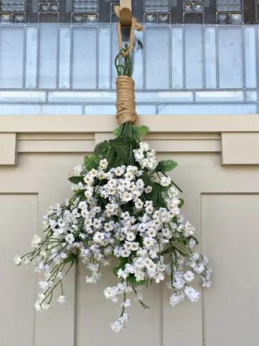 Quick-flower-swag-wreath