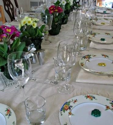 Spring-table-idea