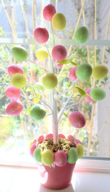 26-diy-easter-decorations-crafts-homebnc