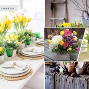 Bring your spring vibe more for home decoration with the beauty of tulips 5