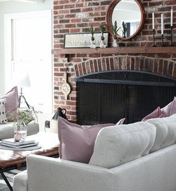 Classic living room decor for spring that easy to copy and affordable 2