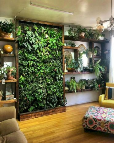 Diy-indoor-wall-garden-ideas