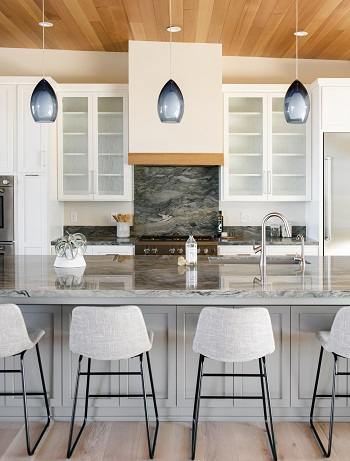 Decorative range hoods Innovative Kitchen Design Ideas That Are All Bang On Trend 2021
