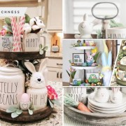 Enjoy these 70 marvellous tray spring decoration ideas fi