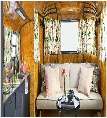 Extra sleeping space in rv Selected RV Decoration Ideas You Want To Copy This Time