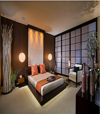 Good choice backdrop Irresistible Tips To Create Delightful Asian Inspired Interior Design