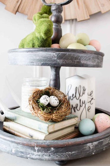 Farmhouse-tiered-tray-decorated-for-easter-from-home-made-lovely