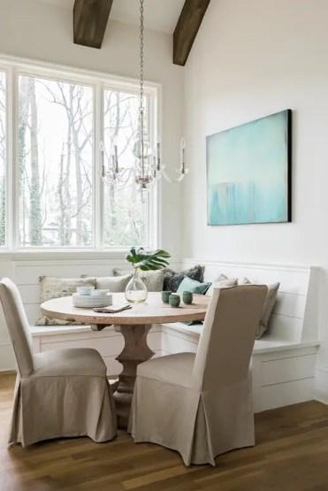 Modern-farmhouse-breakfast-nook-corner-banquette-with-window