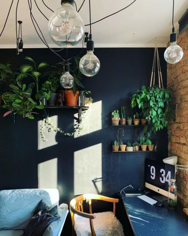 Neutral-color-indoor-garden-design