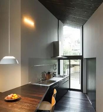 1 Japanese Modern Minimalist Kitchen Ideas That Focused On Functionality