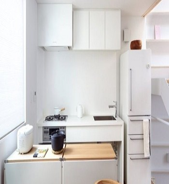 2 Japanese Modern Minimalist Kitchen Ideas That Focused On Functionality