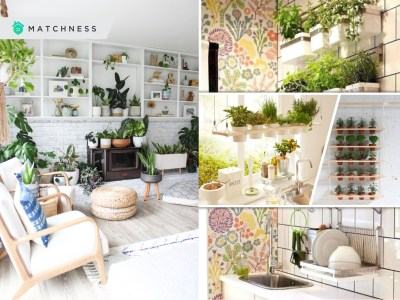 30 fresh indoor garden ideas 2