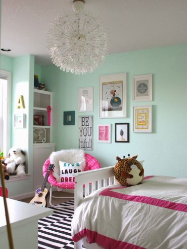 Cute-and-fun-bedroom-colors-for-teenage-girls
