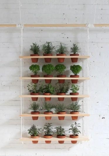 Diy-wall-hanging-garden