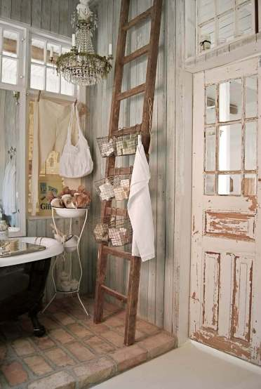 Fascinating-shabby-chic-bathroom