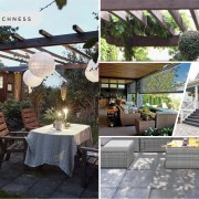 Give your outdoor great spring space with these effortless ideas 2