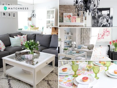 Modern rustic home decor to welcome spring with warm touches 2
