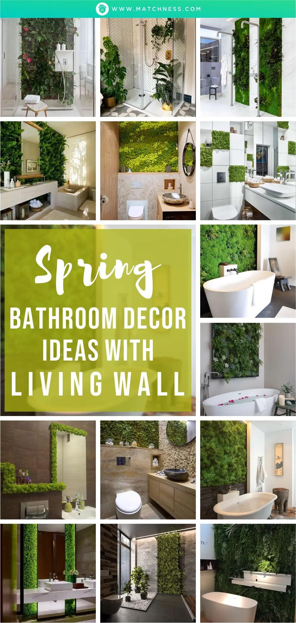 Spring-bathroom-decor-ideas-with-living-wall-01