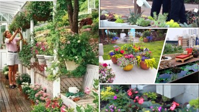 Turn your small space into a large garden area with these genius space-savvy solutions fi