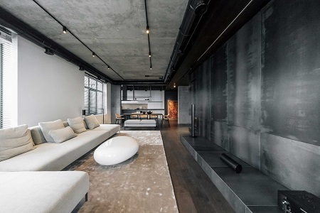 Ultramodern apartment with wondrous style that shows personality 1