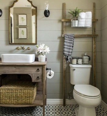 Simple Bathroom Design That Will Make Your Minimalist Bathroom Look Elegant