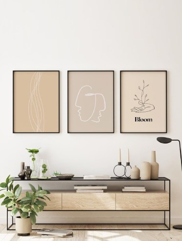Minimalist-decor-ideas-for-wall