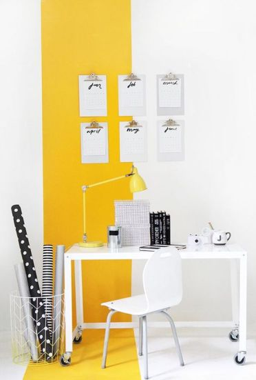 1-20-make-your-home-office-welcoming-and-mood-raising-with-a-color-block-effect-in-yellow-and-white