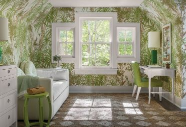 1-light-filled-home-office-with-tropical-wallpaper