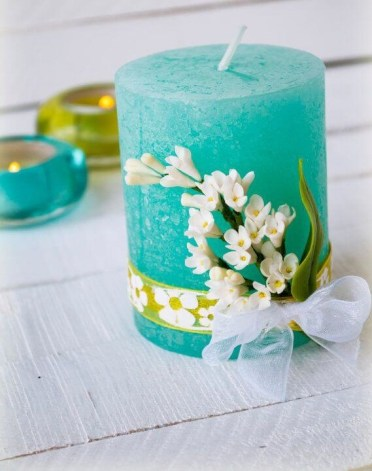 1-decorated-candle-ideas-blue