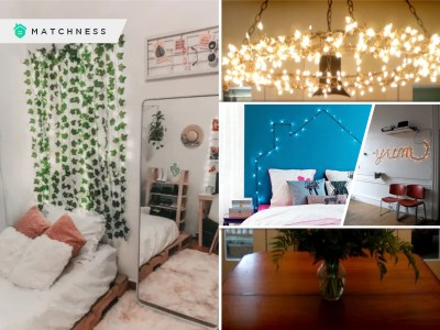 10 ideas to install your string light creatively fi