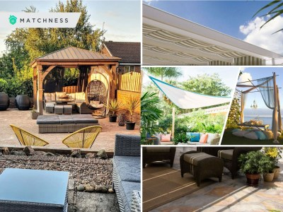 60 backyard patio and deck shade ideas 2
