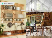 7 mind-blowing design rustic plate racks for your lovely kitchen 2