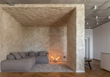 Apartment design for a young to share views of a home as a place of strength 1