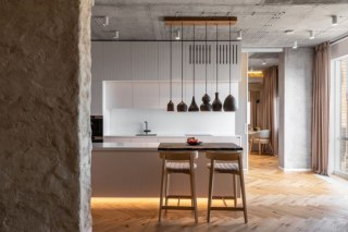 Apartment design for a young to share views of a home as a place of strength 2