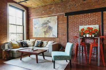 Bright-and-beautiful-industrial-loft-living-room