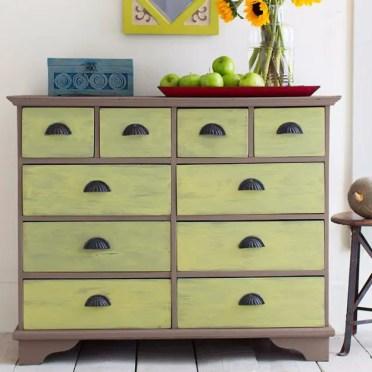 Chalk-finish-paint-dresser