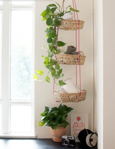 Diy-hanging-baskets