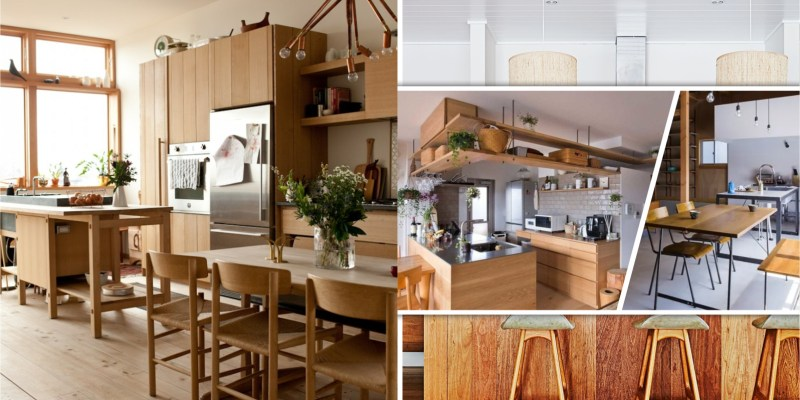 Earth-toned minimalist kitchen ideas with simplicity and harmony 2