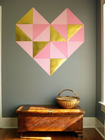 Giant-geometric-wall-art