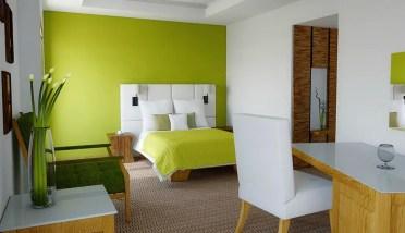 Lime-green-white-bedroom-ideas